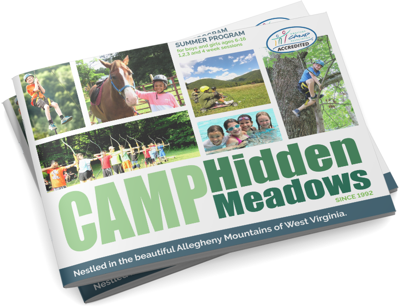 Camp Hidden Meadows Brochure